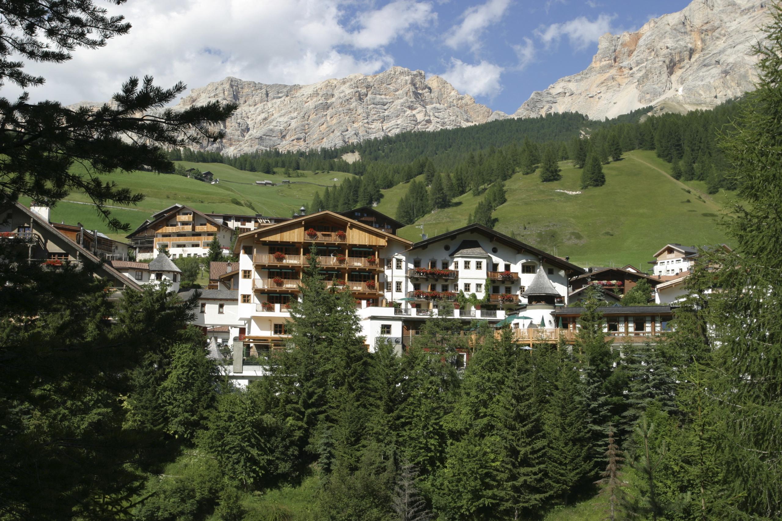 Rosa Alpina, Italy